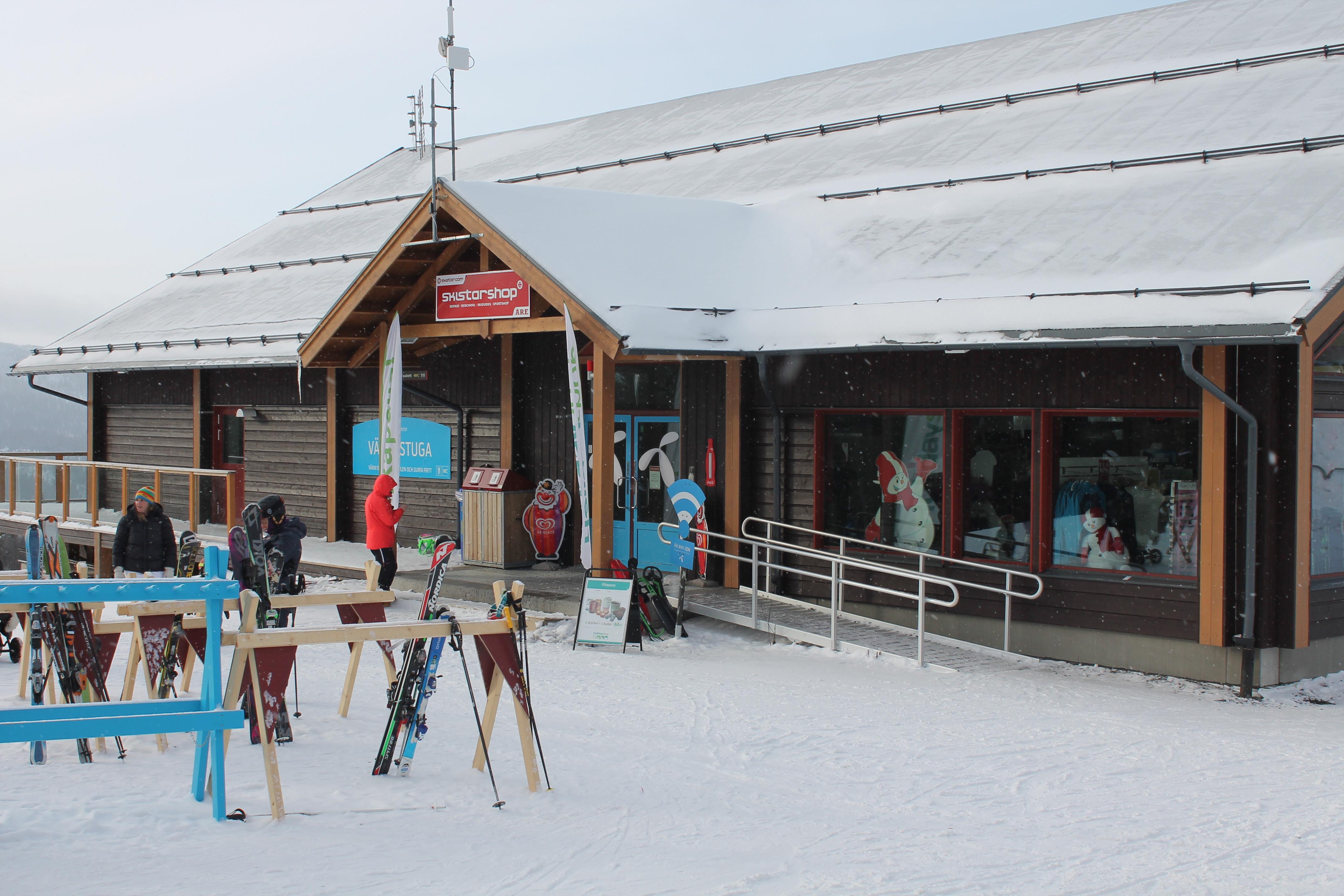 HolidayShop - Värmestuga på Rödkullen i Åre