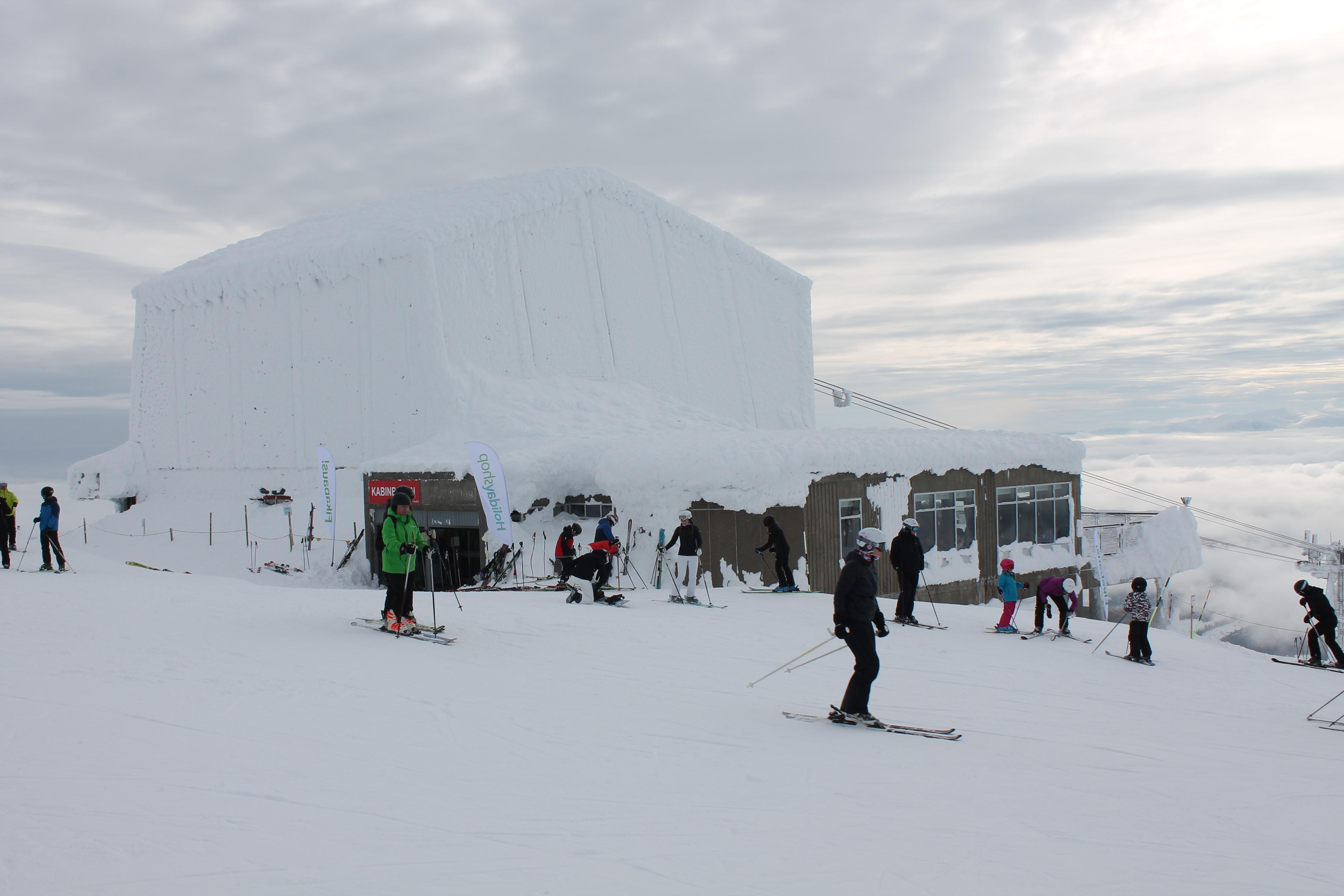 BaseCamp Åreskutan - Backrestaurang i Åre