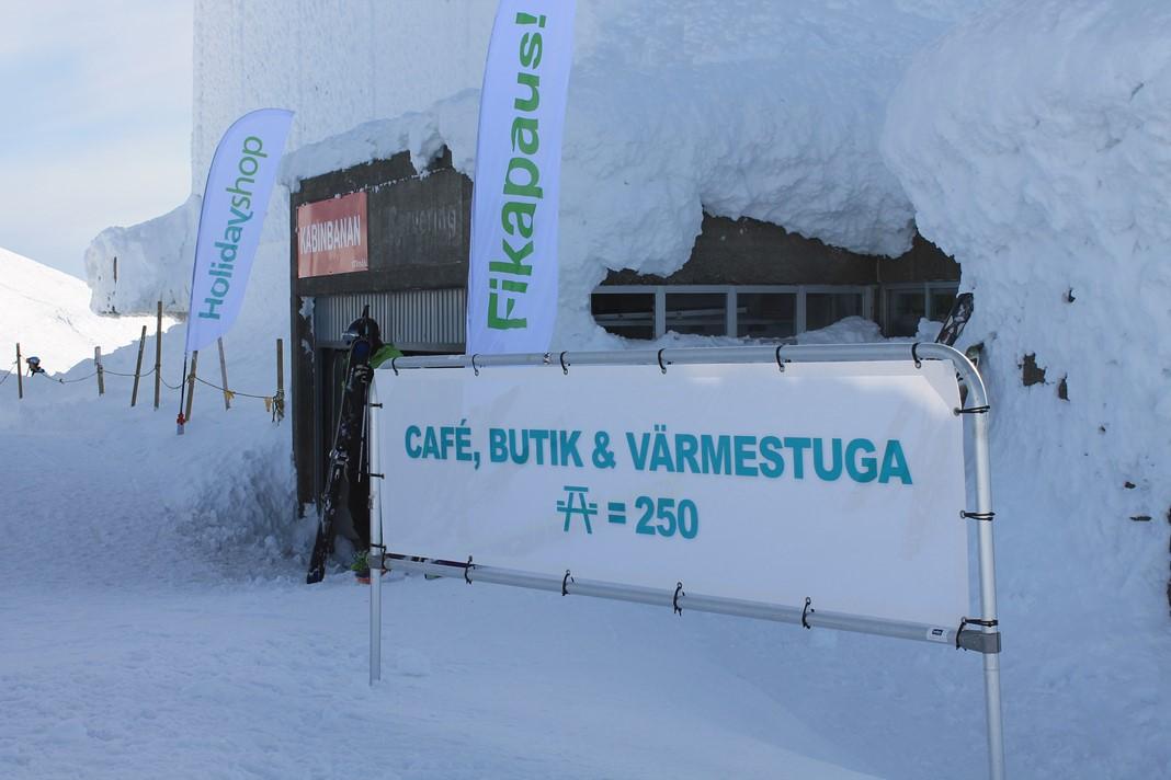 Värmestuga - BaseCamp Åreskutan